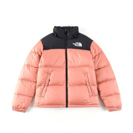 The North Face Puffer Jackets Pink