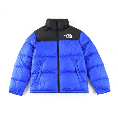The North Face Puffer Jackets Blue