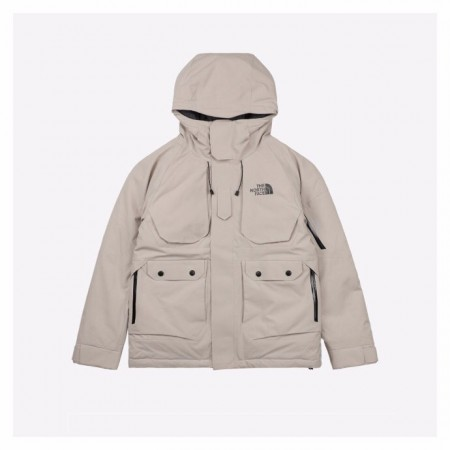 The North Face 20ss White Parka