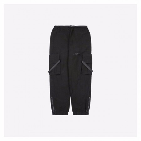 Off White 19Fw Trousers Black