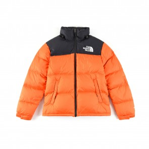 The North Face Puffer Jackets Orange