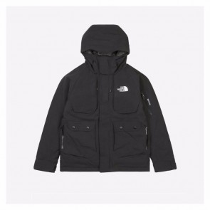 The North Face 20ss Black Parka