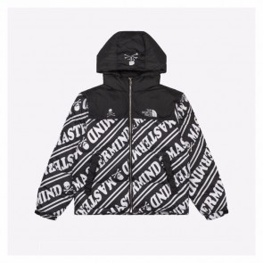 The North Face 19Fw Puffer Jacket With Letter