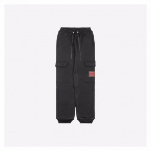 Burberry 20Fw Black Trousers