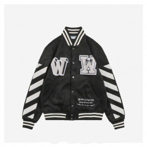 OW 21Fw Embroidered Jackets